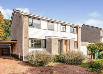 Thumbnail 3 bed semi-detached house for sale in Markfield Road, Dalgety Bay, Dunfermline, Fife