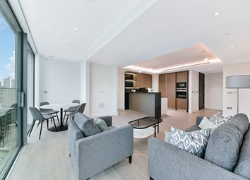 Thumbnail 1 bed flat for sale in Carrara Tower, 250 City Road, Islington