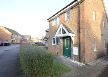 Thumbnail 2 bed end terrace house to rent in Whitchurch Road, Fleet