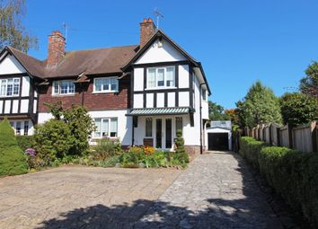 Thumbnail 3 bed semi-detached house for sale in Woolbrook Road, Sidmouth