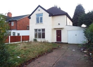 Thumbnail 3 bed property to rent in Chaucer Road, Walsall