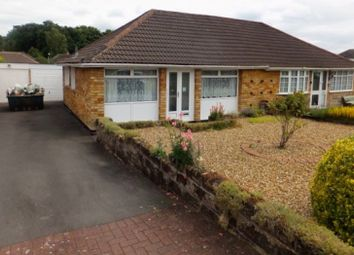 Thumbnail 2 bed bungalow for sale in North Drive, Sutton Coldfield, West Midlands