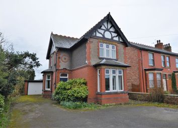 Thumbnail 3 bed detached house for sale in Westhead Road, Croston, Leyland