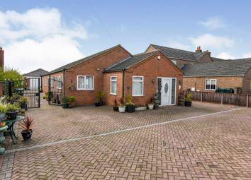 Thumbnail 4 bed detached bungalow for sale in Church End, Wrangle, Boston