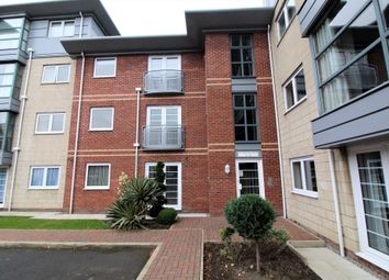 Thumbnail 2 bed flat for sale in Hollinshead House, Bailey Avenue, Lytham St. Annes, Lancashire