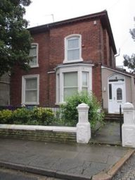 Thumbnail 1 bed flat to rent in Huntley Road, Liverpool