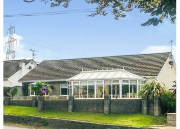 Thumbnail 3 bed detached bungalow for sale in Blackmill Road, Bridgend, Bryncethin, Vale Of Glamorgan