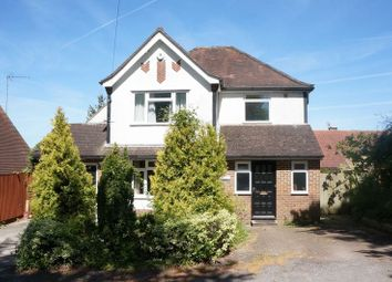 Thumbnail 4 bed detached house for sale in Guildford Road, Effingham, Leatherhead