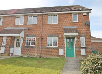 Thumbnail 3 bed terraced house to rent in Bland Drive, Hawkinge, Folkestone