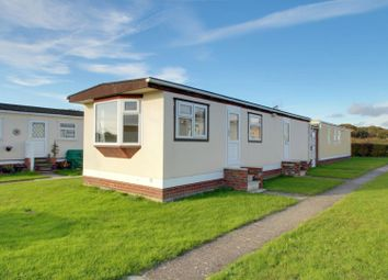 Thumbnail 1 bed mobile/park home for sale in Meadowview Park, St. Osyth Road, Little Clacton