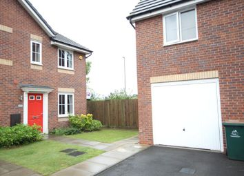 Thumbnail 3 bedroom end terrace house for sale in Coopers Meadow, Keresley End, Coventry