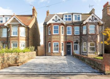 5 bed semi-detached house for sale in Albion Road, Birchington CT7