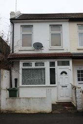 Thumbnail 2 bed end terrace house for sale in Forest Gate, London, England