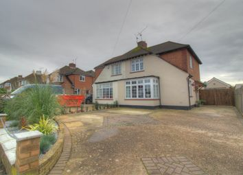 3 bed semi-detached house for sale in Norrington Road, Maidstone ME15