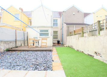 2 bed terraced house to rent in Fern Street, Cwmbwrla, Swansea SA5
