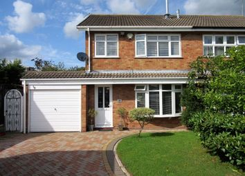 Thumbnail 3 bed semi-detached house for sale in Landor Road, Knowle
