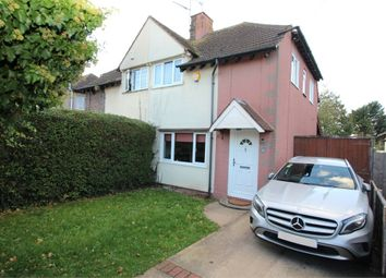 Thumbnail 2 bed semi-detached house for sale in Desford Way, Ashford, Surrey