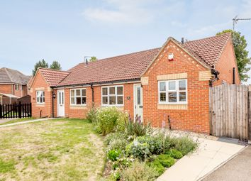 Thumbnail 2 bed bungalow for sale in The Covert, Tattershall, Lincoln