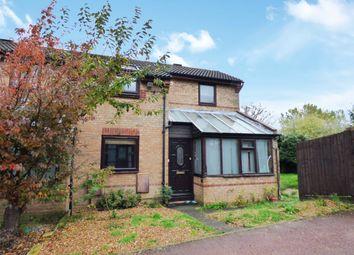 Thumbnail 2 bed semi-detached house for sale in Grantham Court, Shenley Lodge, Milton Keynes, Buckinghamshire