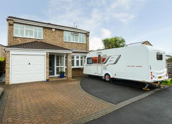 Thumbnail 4 bed detached house for sale in Elston Gardens, Clifton Grove, Nottingham