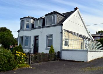 Thumbnail 5 bed detached house for sale in Lanerly Garth, Serpentine Road, Rothesay, Isle Of Bute