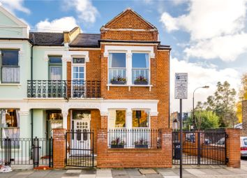 Thumbnail 5 bedroom end terrace house for sale in Finlay Street, London