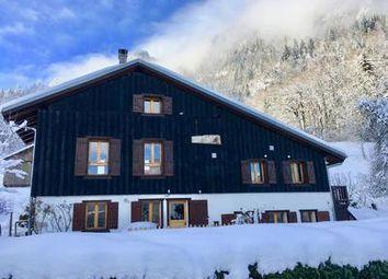Thumbnail 4 bed chalet for sale in La-Baume, Haute-Savoie, France