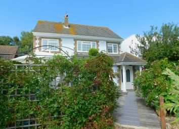 Thumbnail 5 bed detached house for sale in Ferringham Way, Worthing