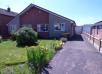 Thumbnail 3 bed semi-detached bungalow for sale in Wyvern Close, Carlisle, Cumbria