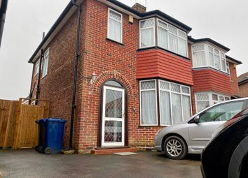 Thumbnail 3 bed semi-detached house to rent in Wellgarth, Greenford