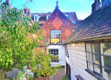 Thumbnail 3 bed duplex for sale in The Mint, Rye