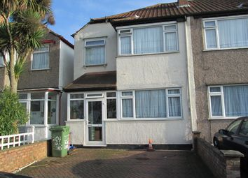 Thumbnail 3 bed end terrace house for sale in Galpins Road, Thornton Heath