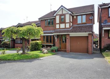 Thumbnail 4 bedroom detached house for sale in Flamborough Way, Coseley