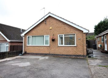 Thumbnail 2 bedroom bungalow for sale in Stamford Street, Awsworth, Nottingham