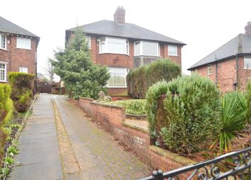 Thumbnail 2 bed semi-detached house for sale in Durham Crescent, Bulwell, Nottingham