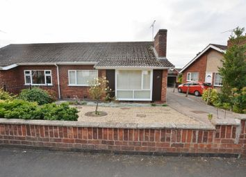 Thumbnail 2 bed semi-detached bungalow for sale in Sherburn Crescent, Scunthorpe