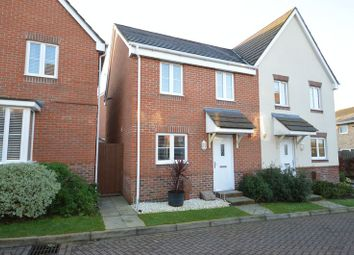 Thumbnail 3 bed semi-detached house to rent in Blossom Drive, Waterlooville