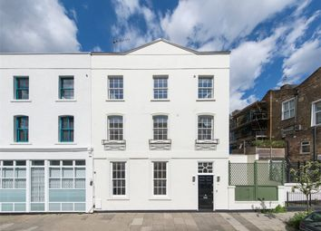 Thumbnail 3 bed terraced house for sale in Bolton Road, St John's Wood, London