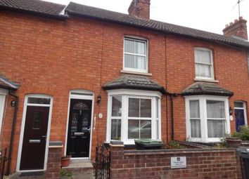 Thumbnail 2 bed terraced house to rent in Pratt Road, Rushden