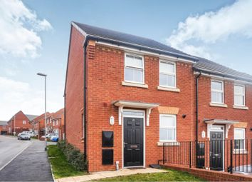 Thumbnail 2 bed end terrace house for sale in Cromwell Avenue, East Cowes