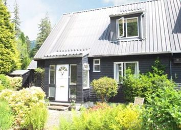 Thumbnail 3 bed semi-detached house for sale in Swedish Houses, Strachur, Cairndow, Argyll And Bute