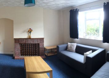 Thumbnail 4 bed terraced house to rent in Mayfield Road, Southampton