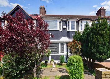 Thumbnail 3 bedroom terraced house for sale in Hampton Road, London
