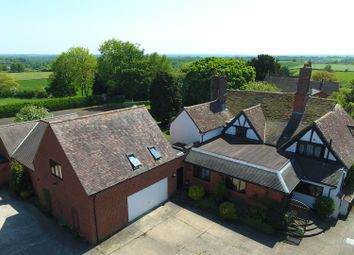 Thumbnail 4 bed detached house for sale in Church Road, Norton Lindsey, Warwickshire