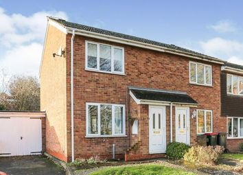 Thumbnail 2 bed end terrace house for sale in Augustus Close, Coleshill, Birmingham, .