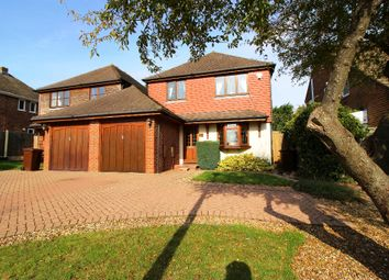 Thumbnail 4 bed link-detached house for sale in Abbott Road, Borough Green