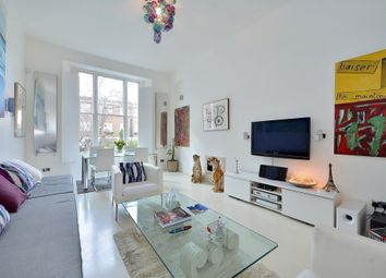 Thumbnail 4 bed flat to rent in Phillimore Gardens, Kensington