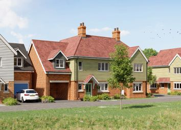 Waters Edge, Mytchett, Camberley GU16. 4 bed semi-detached house for sale
