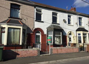 Thumbnail 2 bed property to rent in Graig Terrace, Senghenydd, Caerphilly