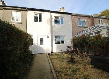 Thumbnail 3 bed terraced house for sale in St Aubyn Terrace, Lee Moor, Plymouth, Devon